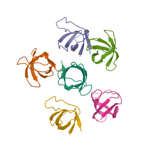 Image of receptor 3D structure from RCSB PDB