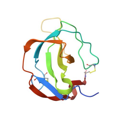 RCSB PDB - 1I1J: STRUCTURE OF MELANOMA