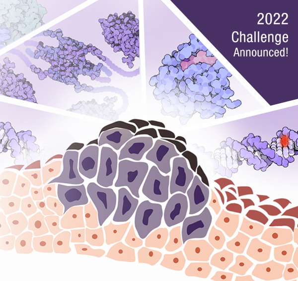 2022 Video Challenge key visual: synaptic region with one fused vesicle