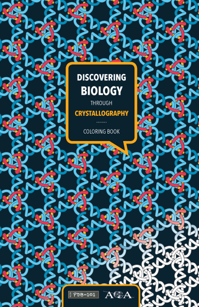 Download The Full Discovering Biology Through Crystallography Coloring Book