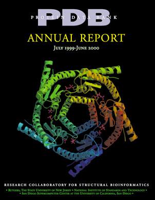 2000 Annual Report Cover