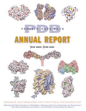 2001 Annual Report Cover