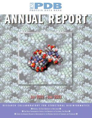 2003 Annual Report Cover