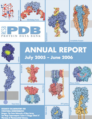 2006 Annual Report Cover