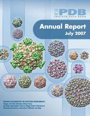 2007 Annual Report Cover