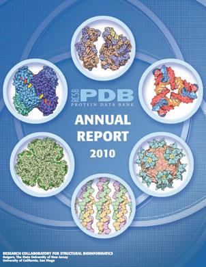 2010 Annual Report Cover