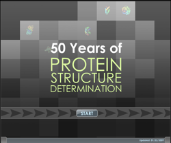 50 Years of Protein Structure Determination