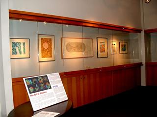 Art of Science exhibit