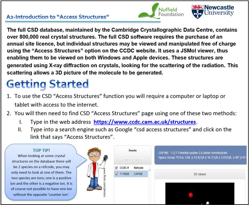 RCSB PDB Newsletter: Education Corner