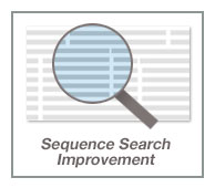 Improved Sequence Search