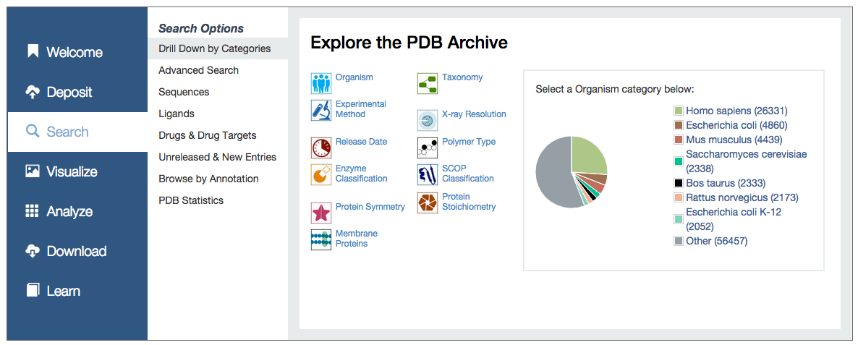 RCSB PDB: Homepage