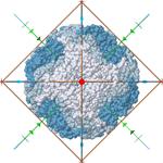 PDB ID: 1SHS octahedral symmetry O