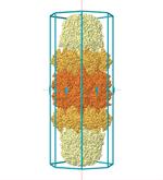PDB ID: 1YA7 dihedral symmetry Dn
