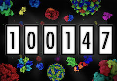 PDB Reaches a New Milestone: 100,000+ Entries
